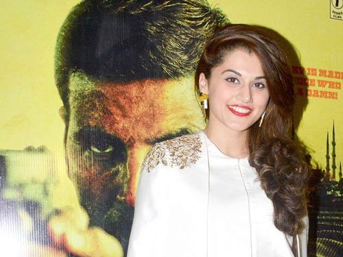 Would love to do full-length action role: Taapsee
