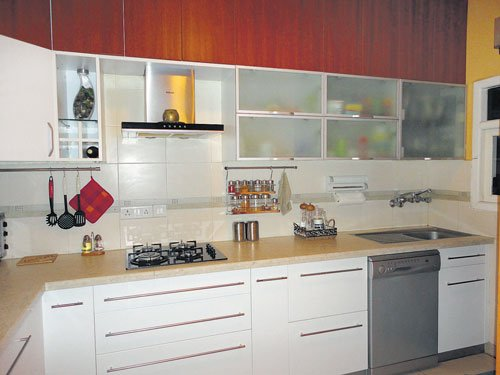 How to make a kitchen