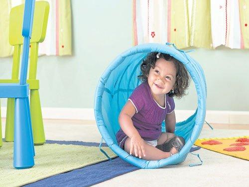 Safe haven for little ones
