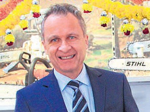 STIHL bets big on India