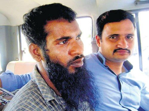 Terror suspect from Asaam held in Davangere