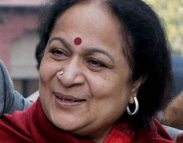 Jayanthi Natarajan quits Congress, attacking Rahul Gandhi