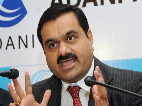Adani recasts biz; consolidates ports, power, mining assets