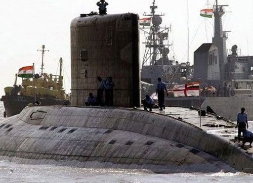 Senior Navy officer to face court martial for fire in Sindhuratna