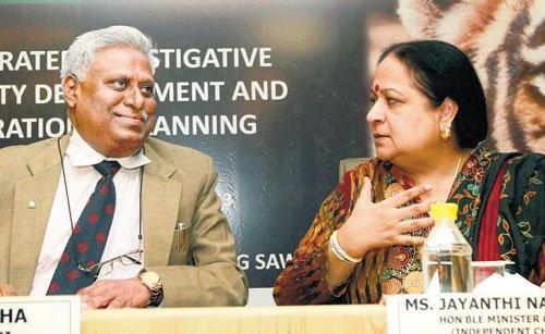 CBI behind Jayanthi swipe at Rahul