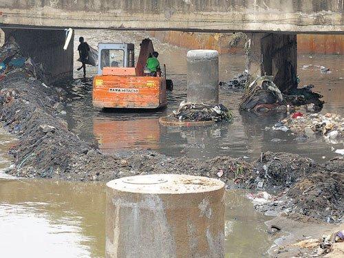 Agencies not helping in clearing SWD encroachments, Palike tells Upa Lokayukta