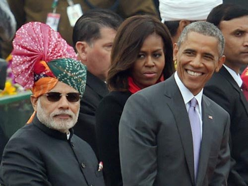 India-US ties poised for take-off after Obama's game-changing trip