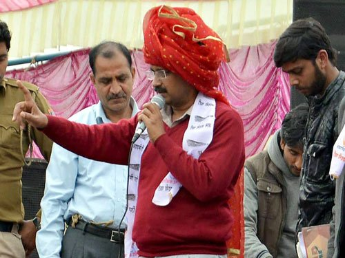 Kejriwal correctly enrolled in voters' list: ECI to HC