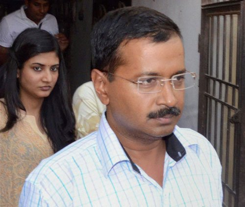 HC refuses to strike off Kejriwal's name from electoral roll