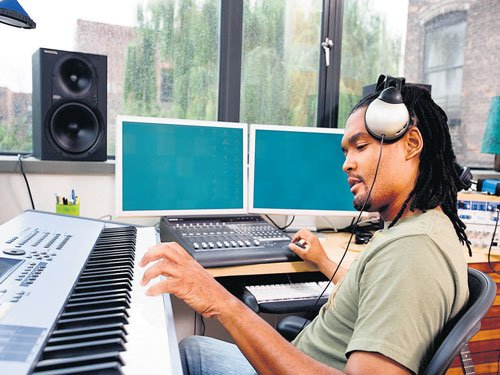 Making a career in music production