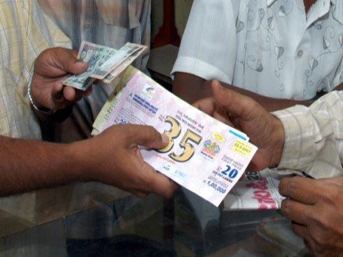 Plan to reintroduce lottery gets legislators' goat