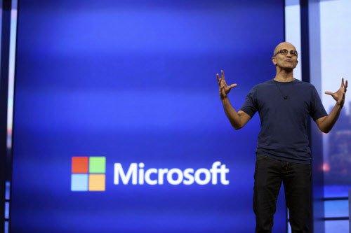 Nadella shifting focus at Microsoft