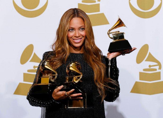 Beyonce bags three Grammy Awards