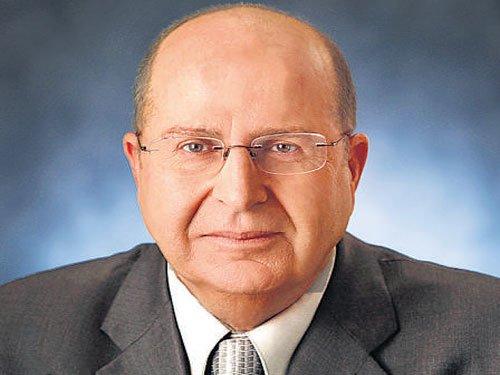 Israel's Ya'alon to attend Aero India
