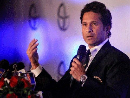 Tendulkar shares batting tips ahead of World Cup