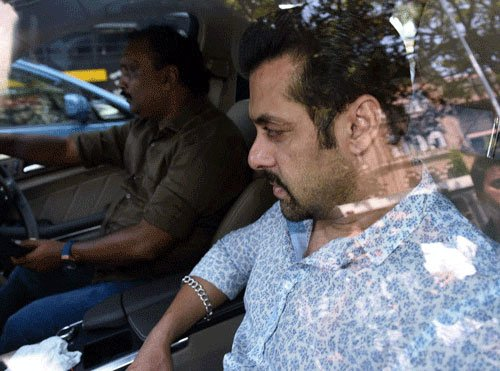 Salman  hit-and-run case witness  examined