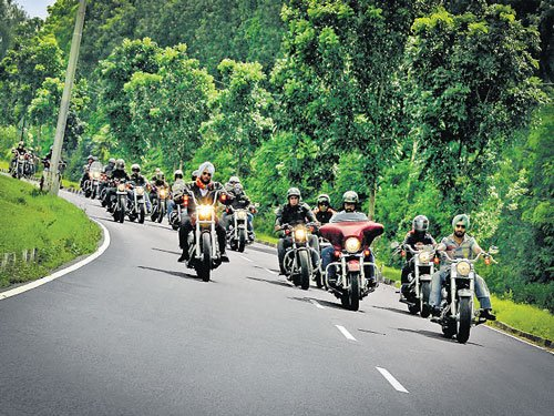 Harley fans head to sunny Goa for H.O.G Rally