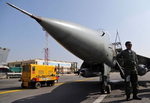 Shadow-boxing on Multi-Role Combat Aircraft deal