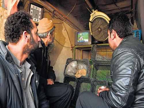 Defeat leaves Afghan fans dejected