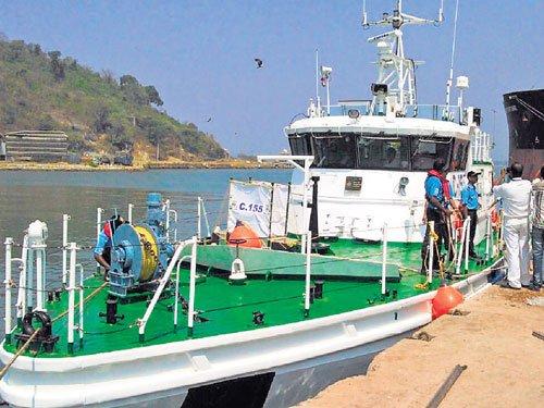 Karwar Coast Guard gets ultramodern interceptor boat