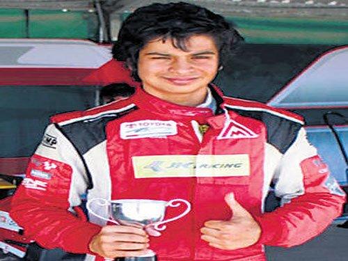 Dutch Formula 3 team signs up Arjun Maini
