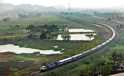 3,438 unmanned crossings to go