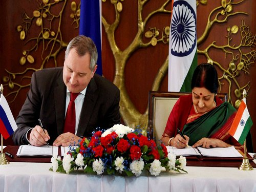 Russia says it will work to ensure India gets SCO membership