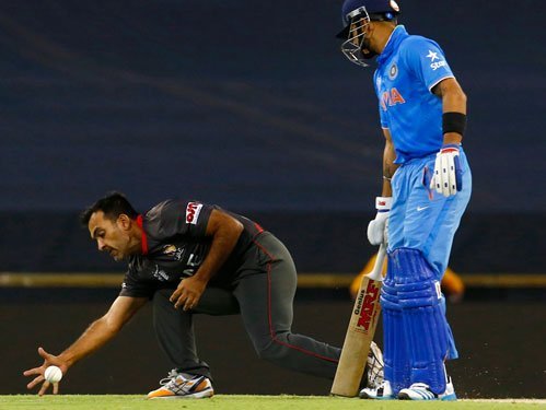 We were outplayed by Indian bowling, says UAE skipper