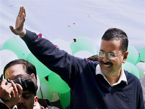 'Attempts being made to remove Kejriwal as national convenor'