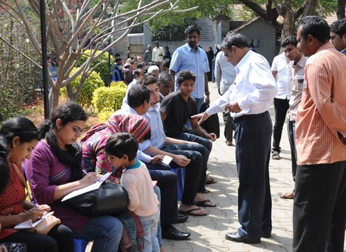 RTE: Parents violate norms, apply with more than one form