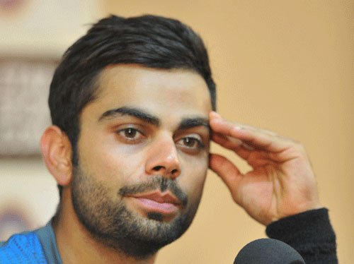 Indian team downplays Kohli's outburst against journalist