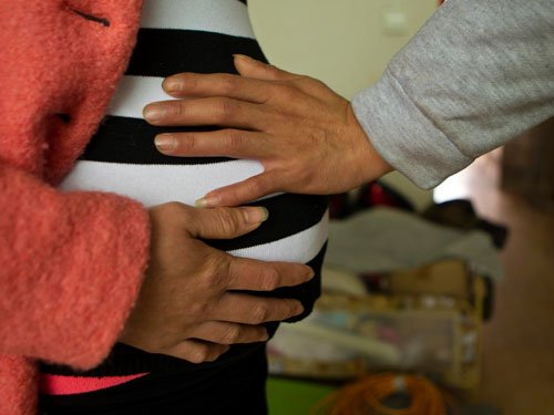 Pregnant Indians fare poorly on health front
