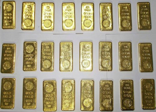 North Korean diplomat detained in Bangladesh with 27kg gold