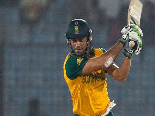 De Villiers just like Matrix's Neo, says Steyn