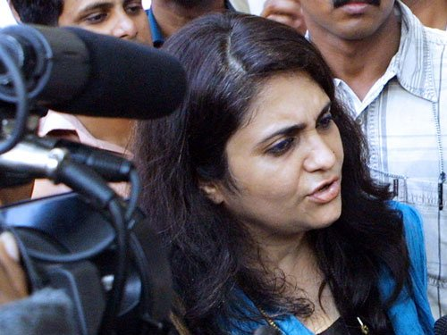 Setalvad to face fresh probe by new panel