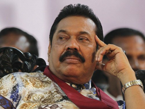 Lanka court bars Rajapaksa's brother from leaving the country