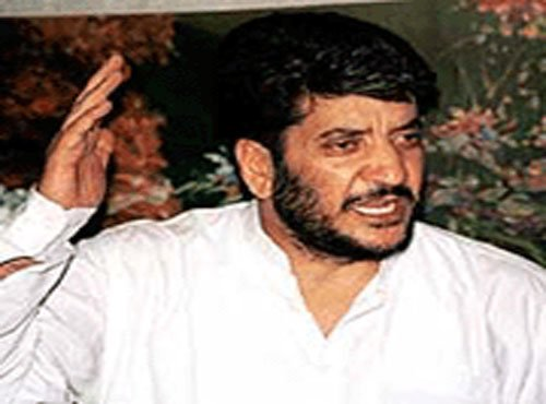 Shabir Shah says terror financing case politically motivated