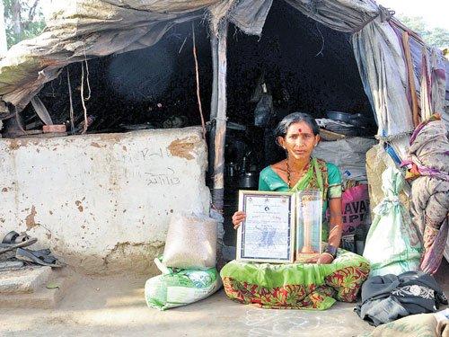 Burrakatha artiste has sad tale to tell