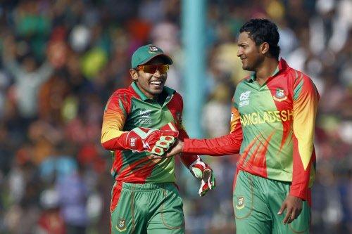 We don't fear the Indians, says confident Shakib