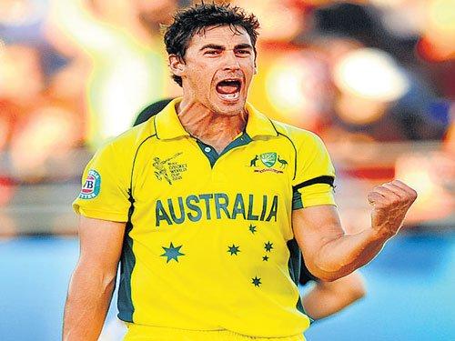Starc dazzles in Aussies' big victory