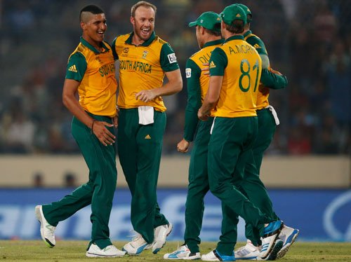 WC 2015: Top teams gear up for knock-outs