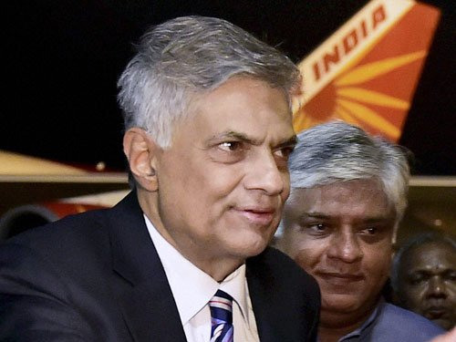 Navy has right to shoot anyone who intrudes: Lankan PM