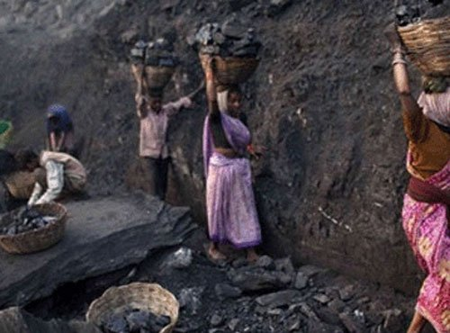 Bids for 9 coal mines being re-examined; decision by weekend