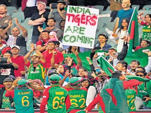 Bangladesh face   the weight of big expectations