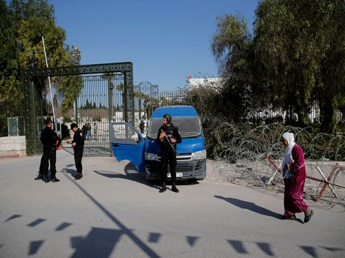 Tunisia: 9 detained in connection to museum attack