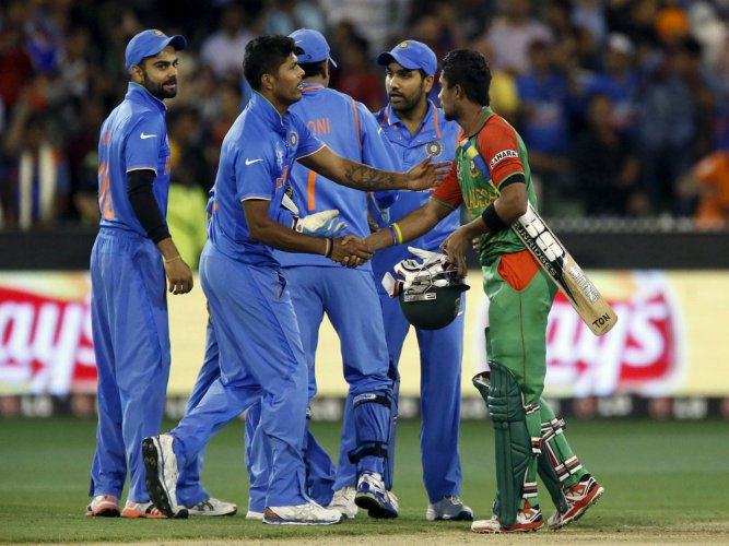India favourites for the Cup: Mortaza