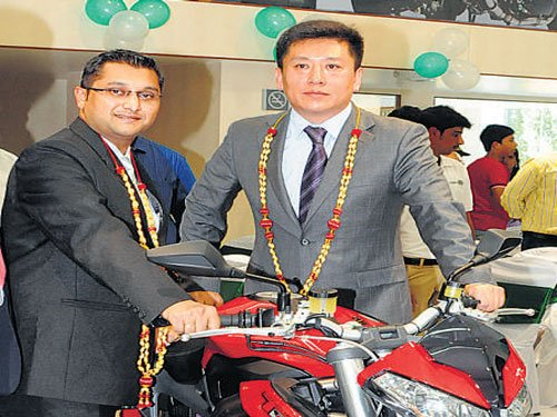 Benelli wants major share  of mid-segment luxury pie