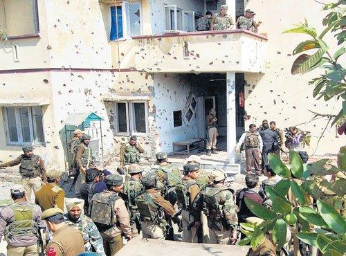6 killed in J&K fidayeen attack