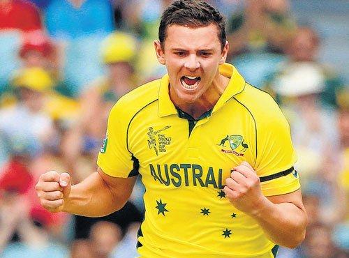 It's Aussies vs India in semis