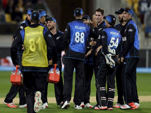 New Zealand beat West Indies to enter World Cup semis